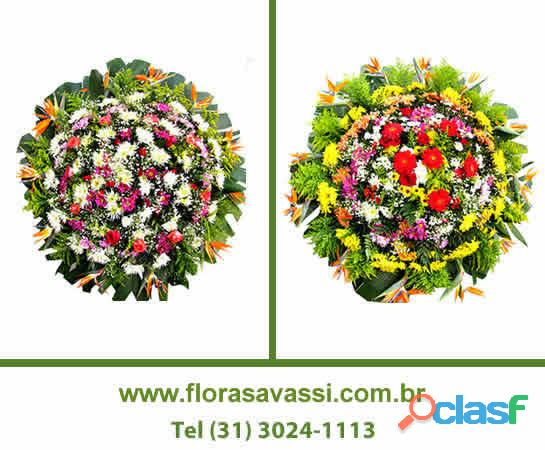 Santa luzia mg floricultura coroa de flores em santa luzia coroas velório em santa luzia cemitérios
