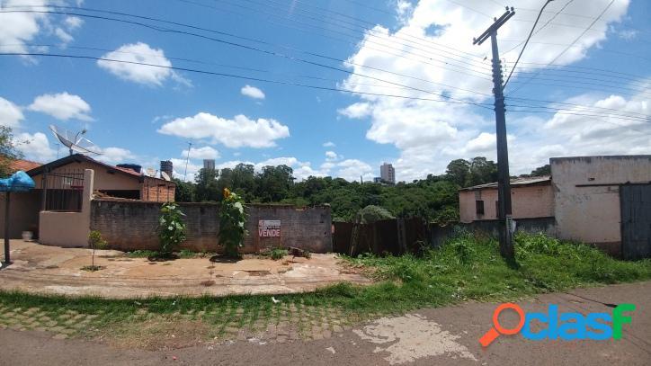 Terreno de 325,00 m2 a rua tesoura -vila cascata
