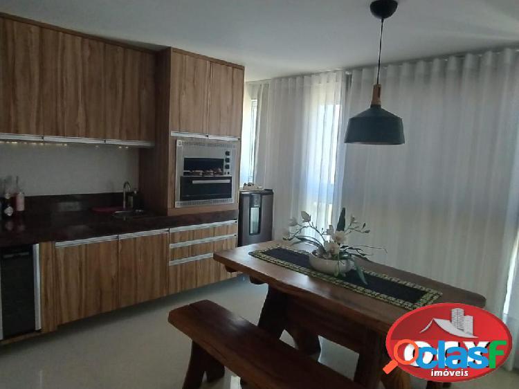 3 quartos - mobiliado - praia de itapuã
