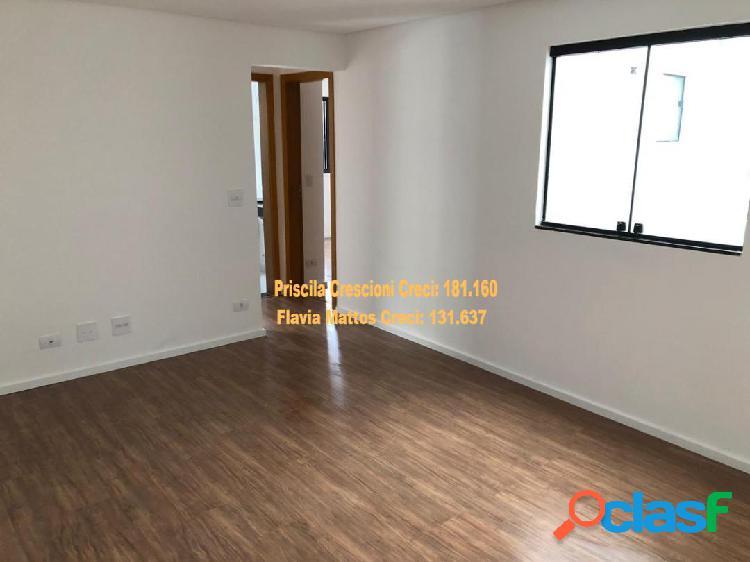 Apartamento com ótima localização em santo andré - pronto para morar
