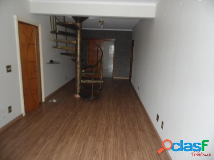 Cobertura duplex 3 dormitorios suite 2 vagas marapé
