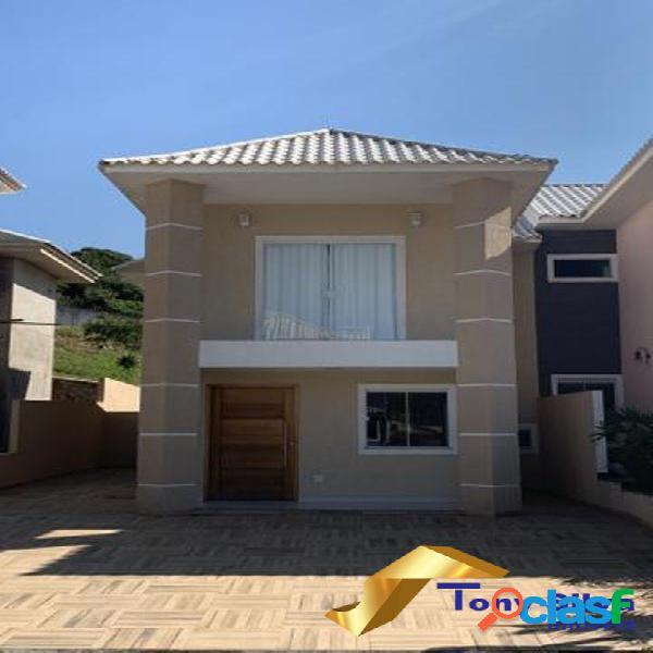 Belíssima casa duplex dentro de condomínio em porto do carro!!