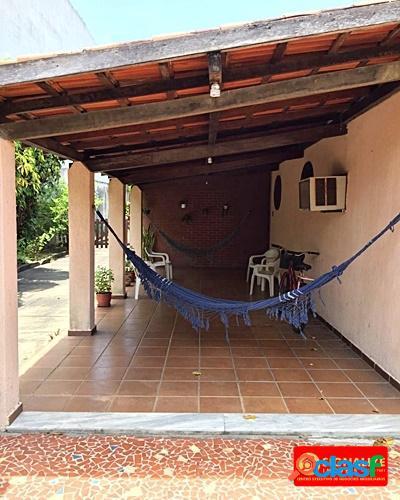 Casa linear 3 qts (1 suite) centro de terreno 600 m² são cristovão c. frio