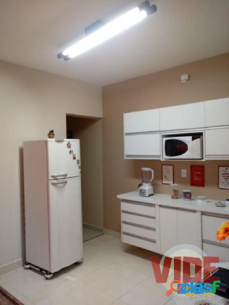 Parque industrial: casa térrea com 3 dorms. (1 suíte), 100 m² ac, 150 m² t