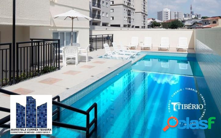 Apartamento 2 dormitórios para venda em santo andré / sp no bairro campestre