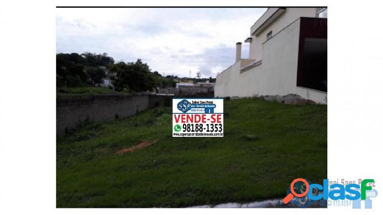 Terreno 412,50 m2 no gramados residencial – sorocaba