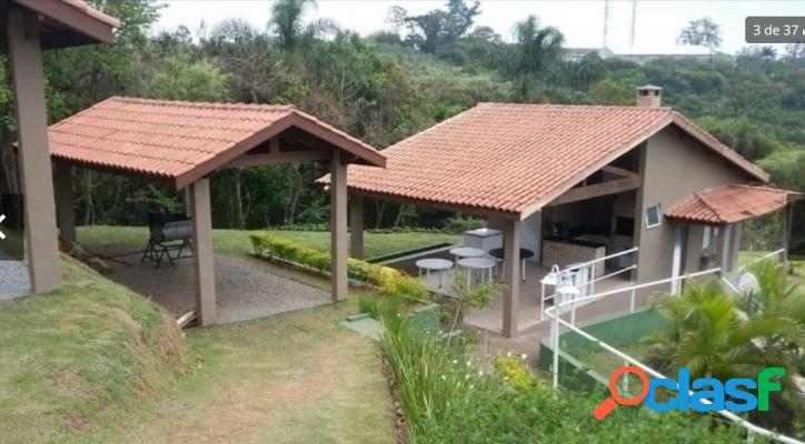 Terreno de 702 m² em santana de parnaíba tarumã