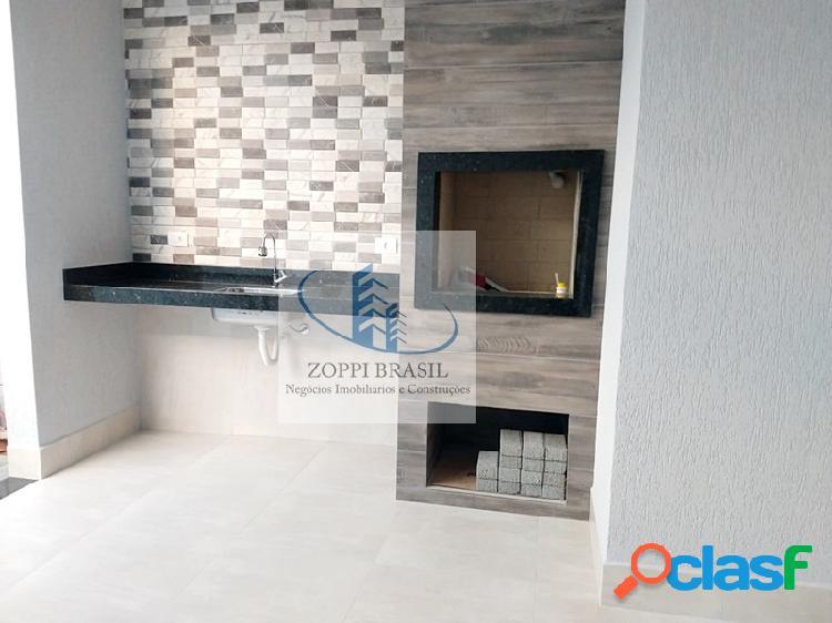 CA921 - Casa à venda em Americana, Jardim Jacyra, 166m², 3 dormitórios, 1 s