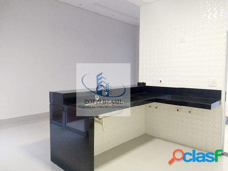 CA921 - Casa à venda em Americana, Jardim Jacyra, 166m², 3 dormitórios, 1 s 1