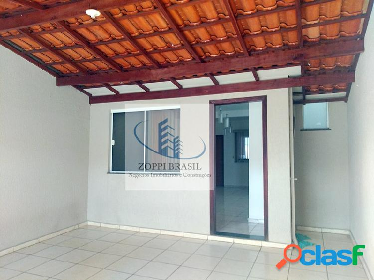 CA925 - Casa à venda em Americana, Jardim Brasília, 134m², 3 dormitórios, 2