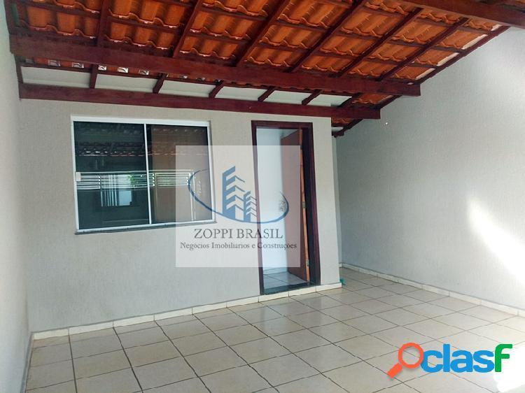 CA925 - Casa à venda em Americana, Jardim Brasília, 134m², 3 dormitórios, 2 1