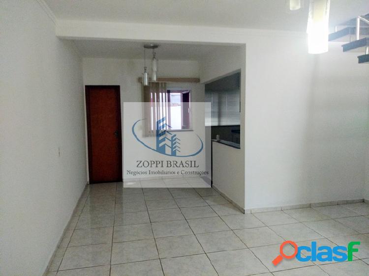 CA925 - Casa à venda em Americana, Jardim Brasília, 134m², 3 dormitórios, 2 3