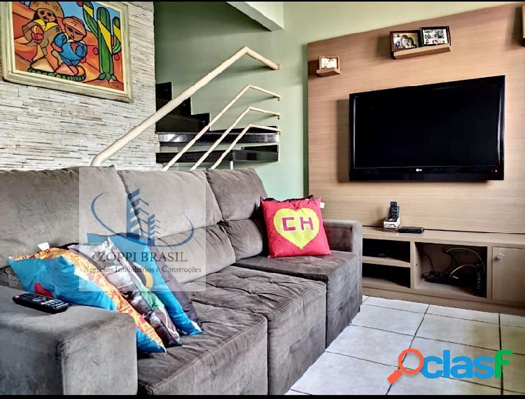 Ca928 - casa em condomínio, venda, americana, vila gallo 191 m2, dormitóri