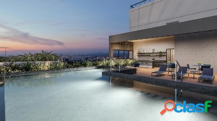 LIMITED PINHEIROS - Apartamentos Studios, 1 e 2 dormitórios