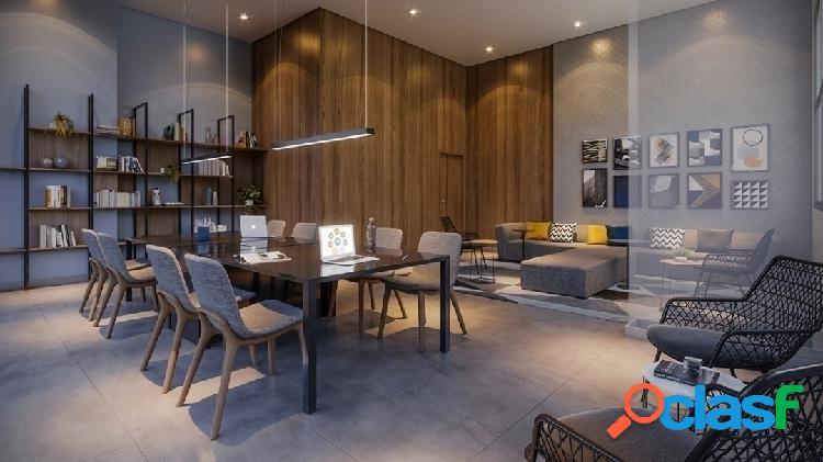 Linea studios - 24 m² - com espaço coworking