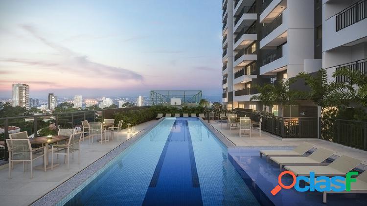 Next astorga condomínio clube - 63 a 87 m² - 2 e 3 dormitórios c/ 1 suíte
