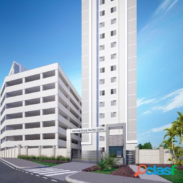 Residencial Santa Sofia - 36,73 a 41,13 m² - 1 ou 2 dormitórios