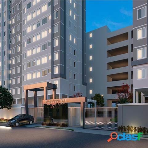 Spazio saint ives - 43,13 m² - 2 dormitórios - 1 garagem