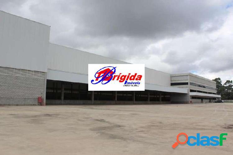 Galpão industrial novo!! monousuário 9.088m², cotia!!!