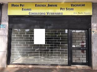 Aluga sala comercial térrea na av. brasil, 2419 – zona