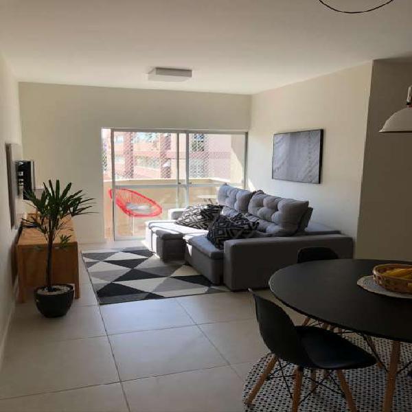 Apartamento 3 quartos, 3 banheiros, elevador 2 sacadas, sol