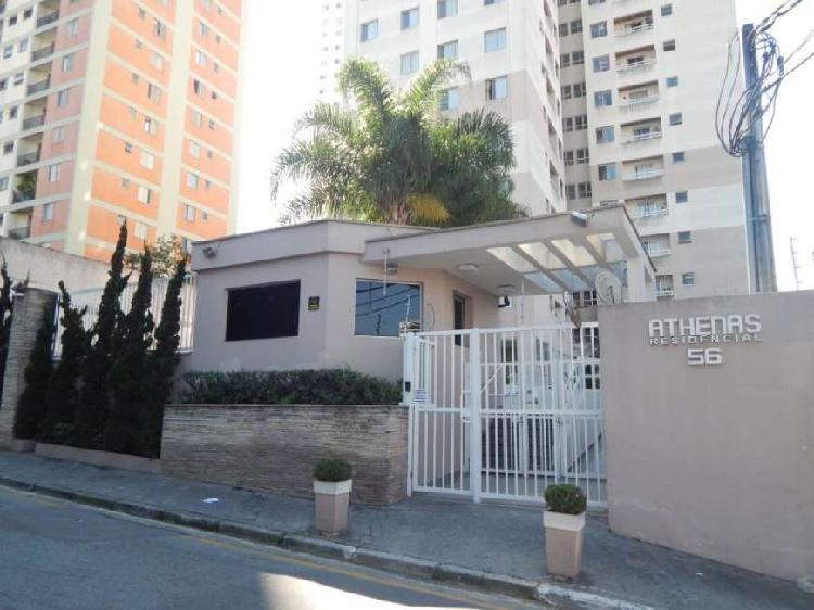 Apartamento 51 m2 - 2 dorm. centro - diadema - sp