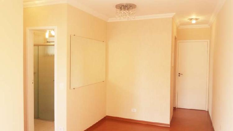 Apartamento região santo amaro a venda 53 m² 2 quartos