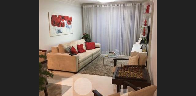 Apartamento de 93m² no bairro vila bastos, santo andré/sp