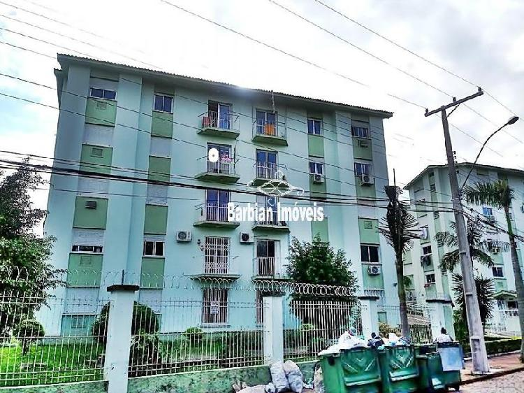 Apartamento à venda no ana nery - santa cruz do sul, rs.