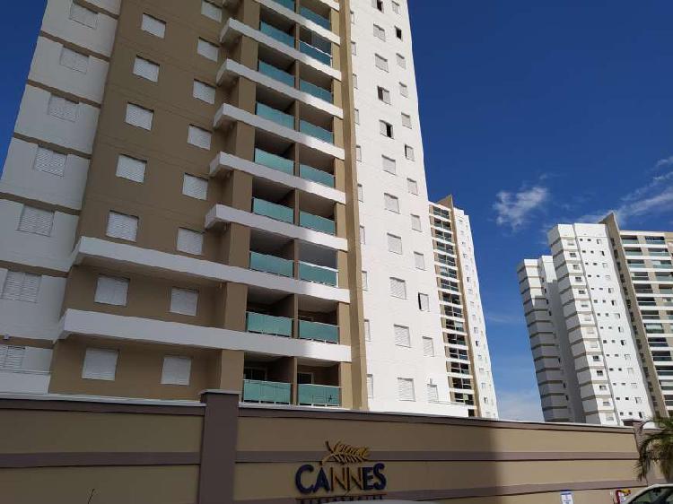 Cannes residencial apartamento para venda tem 97m com 3