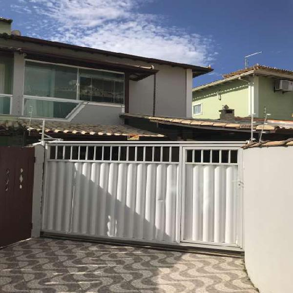 Casa de 160 metros quadrados no bairro jardim mariléa com 3