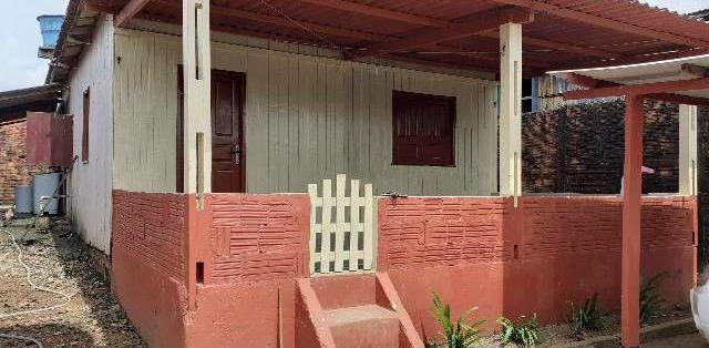 Casa mista casa com 2 domitórios - mgf imóveis