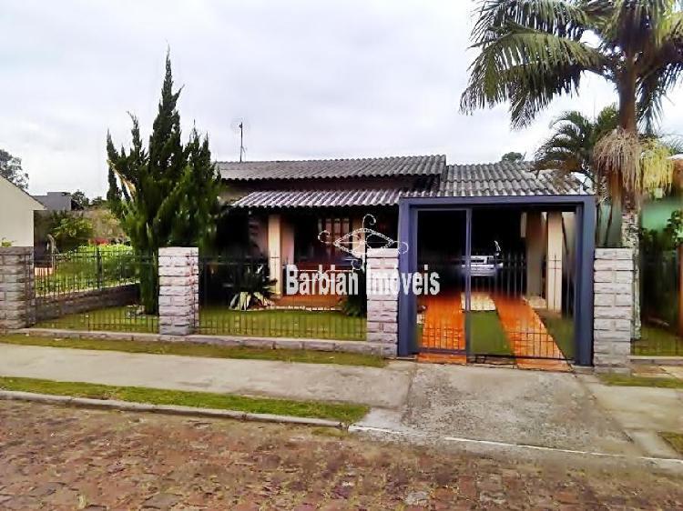 Casa à venda no centro - vera cruz, rs. im274384