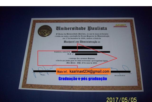 Cursos online - graduação e pós.