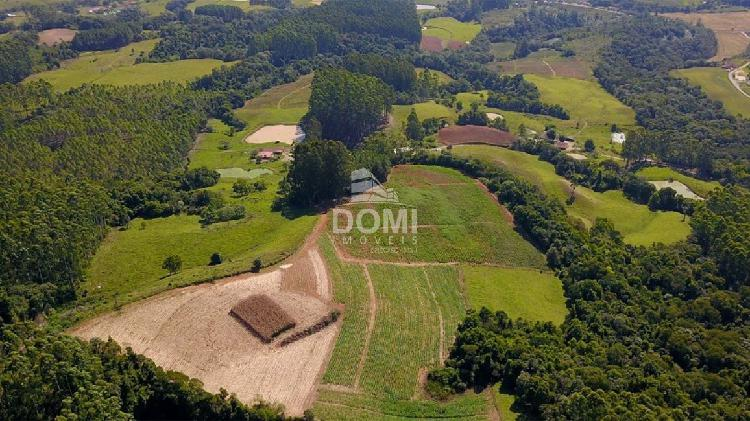 Fazenda/sítio/chácara/haras à venda no zona rural - pouso