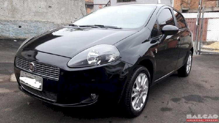 Fiat punto attractive 1.4 ano 2012 flex único dono