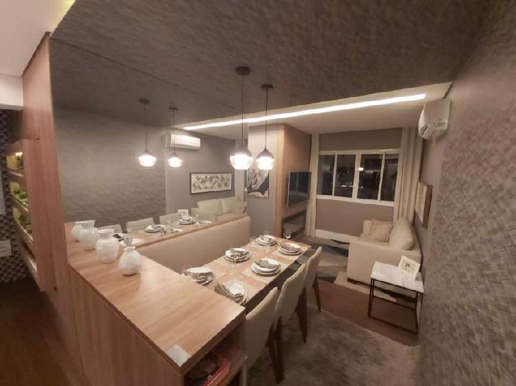 Lançamento apartamento rio bonito 53m² 3 quartos 1 suíte