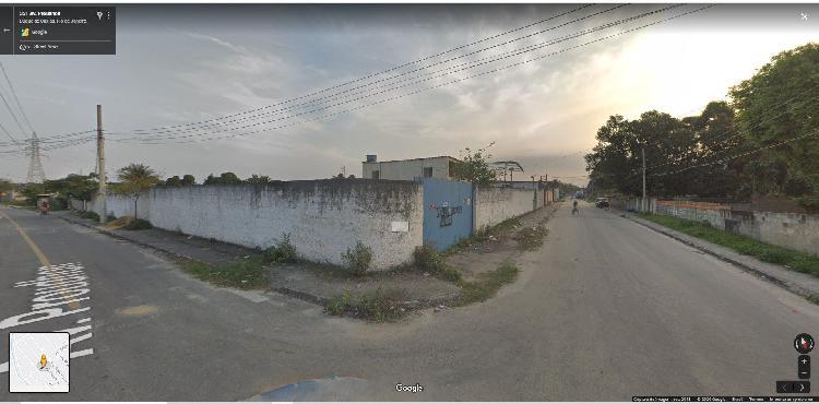 Terreno comercial à venda no chácaras rio-petrópolis -