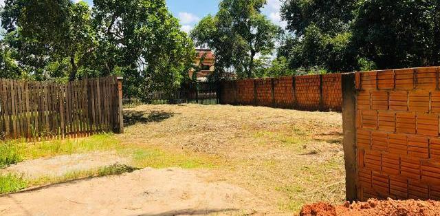 Terreno na vila acre - mgf imóveis