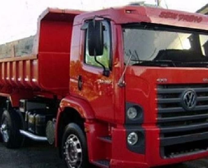 Volks 24250 basculante truck ano 2012