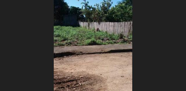 Vende-se este terreno no santa cecília só 15 mil