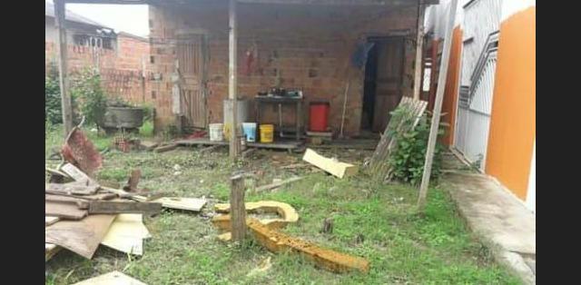 Vendo uma casa no loteamento santa helena - mgf imóveis