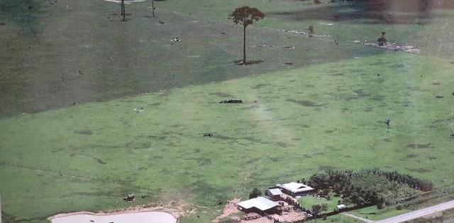 Rea rural (61 hectares - mgf imóveis