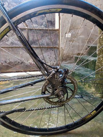 Bicicleta caloi 10 freios a disco
