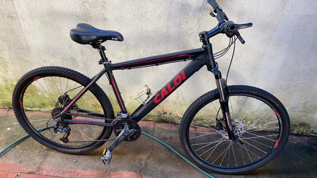 Bicicleta caloi supra 30