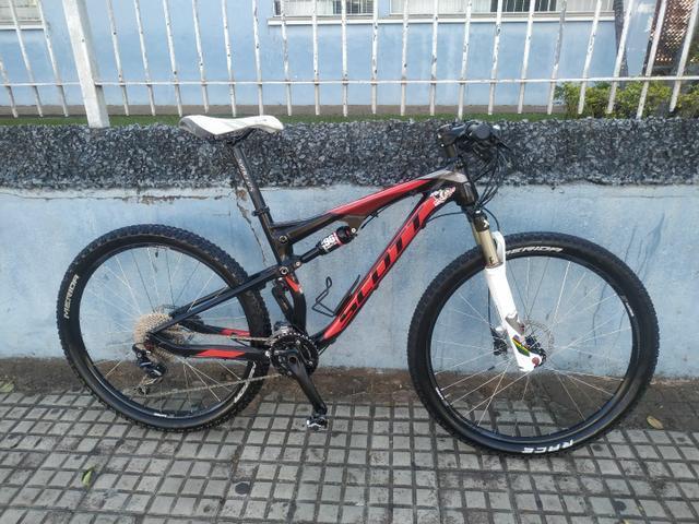 Bicicleta scott spark full 27,5
