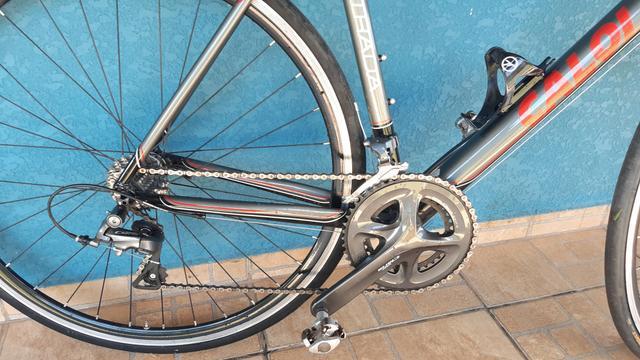 Bicicleta caloi speed strada