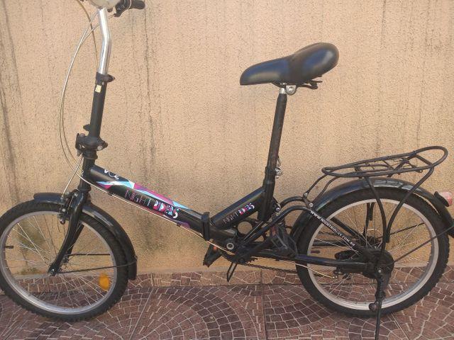 Bicicleta dobrável nova
