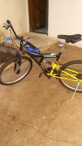 Bicicleta kanguru aro26