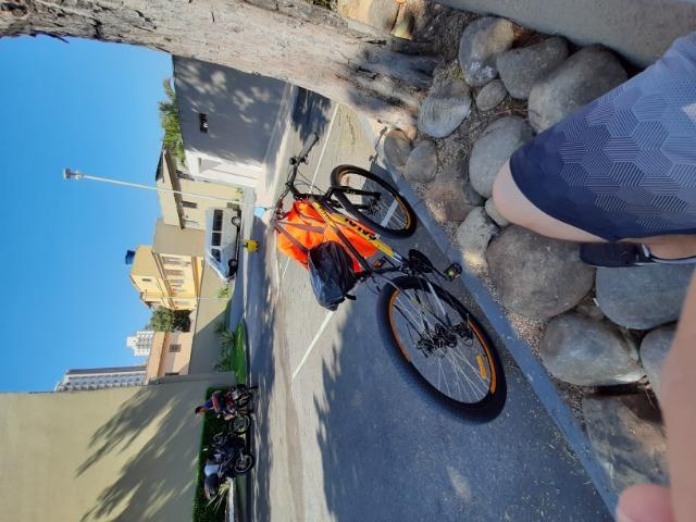 Bike caloi vulcan aro 29